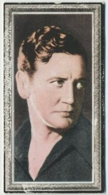 Richard Dix 1936 Godfrey Phillips tobacco card