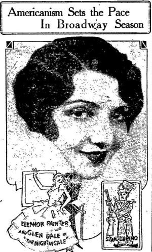 From the Newark Advocate, January 31, 1927