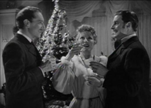 Paul Henreid, Greer Garson, Robert Donat