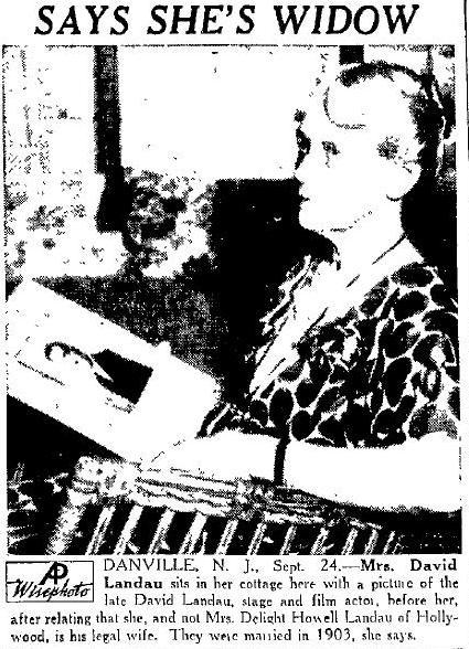 Mrs David Landau