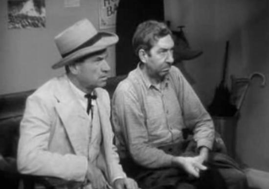 Will Rogers and David Landau