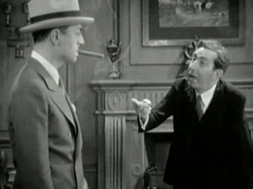 William Powell and David Landau