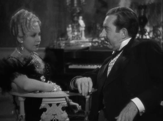Mae West and David Landau