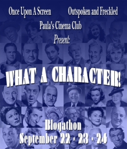 What a Character Blogathon