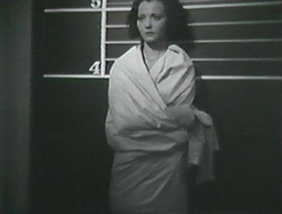 Sylvia Sidney in Mary Burns, Fugitive