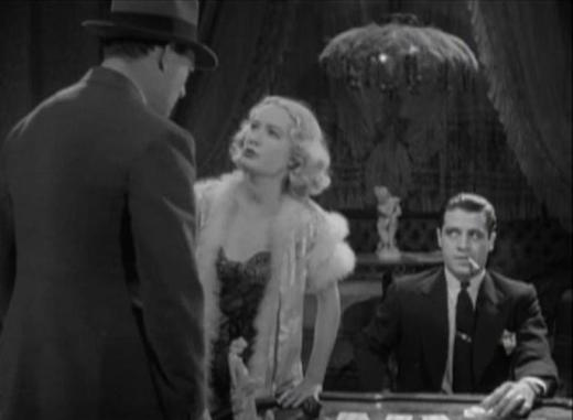 Miriam Hopkins and Jack La Rue