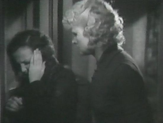 Sylvia Sidney and Pert Kelton