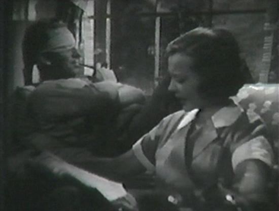 Melvyn Douglas and Sylvia Sidney