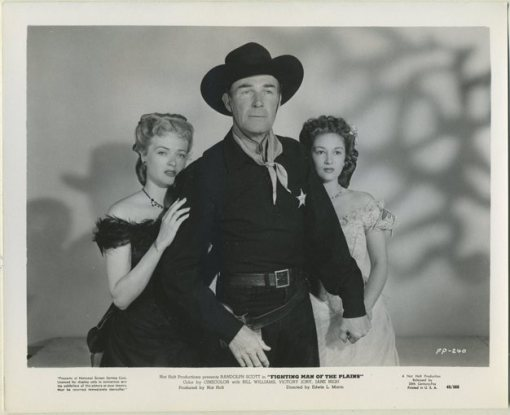 Randolph Scott still photo