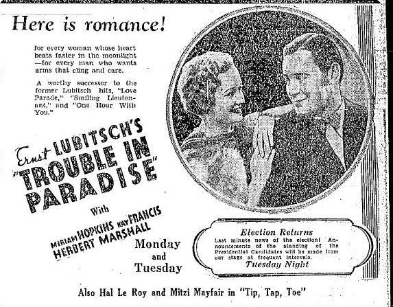 Anniston Star, November 6, 1932, page 7