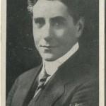 Robert Warwick 1910s Kromo Gravure Trading Card