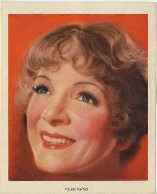 Helen Hayes 1930s Earl Christy Premium Portrait