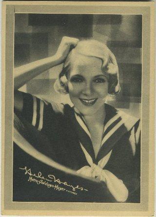Helen Hayes 1933 Lux 5x7 Promotional Portrait
