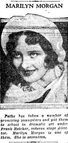 From the Appleton Post Crescent, March 12, 1929, page 20
