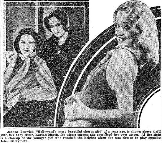 From the Ogden Standard Examiner, March 29, 1931, page 26