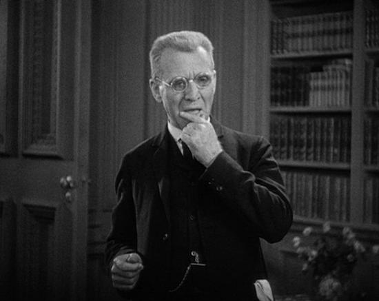 Edward Van Sloan in Dracula