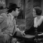 Edward G. Robinson with wife, Gladys Lloyd, in Smart Money