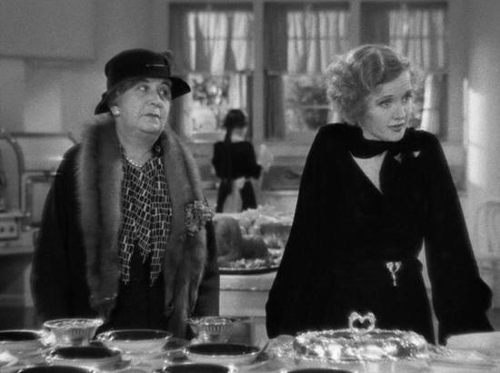 Louise Closser Hale and Billie Burke