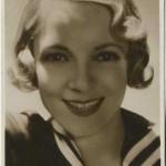Helen Hayes 1930s Picturegoer Postcard