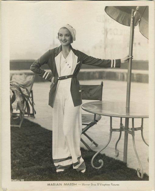 Marian Marsh cica 1932 Promotional Photo