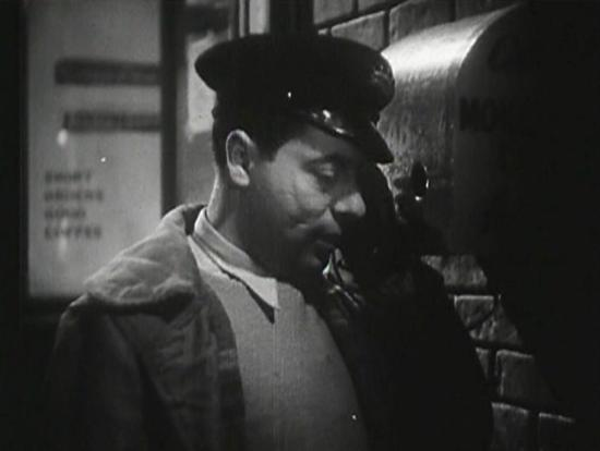 Harold Huber in Midnight Taxi