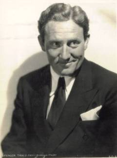 Spencer Tracy 1936 Watkins MGM Promotional Photo