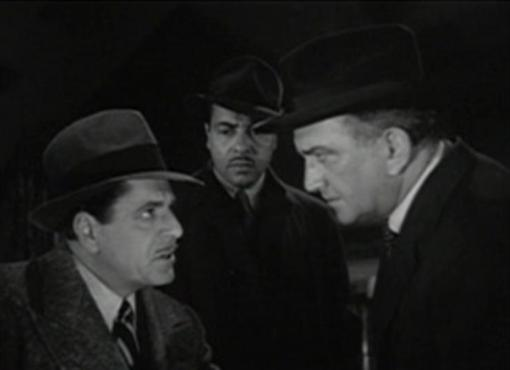 Warner Baxter, Harold Huber, John Litel