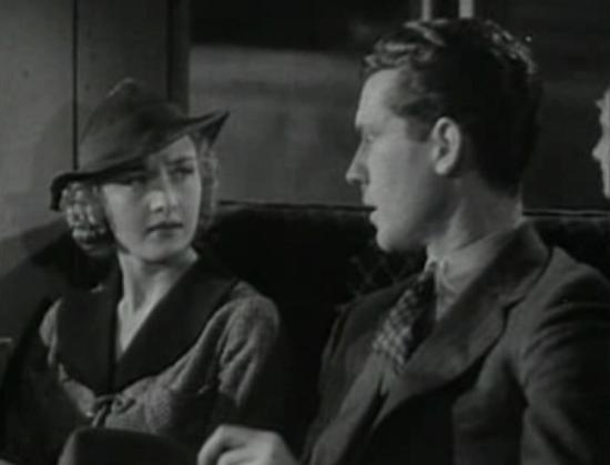 Marian Marsh and Gordon Oliver