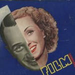 Front cover of Danmarks Film-Serie II Album