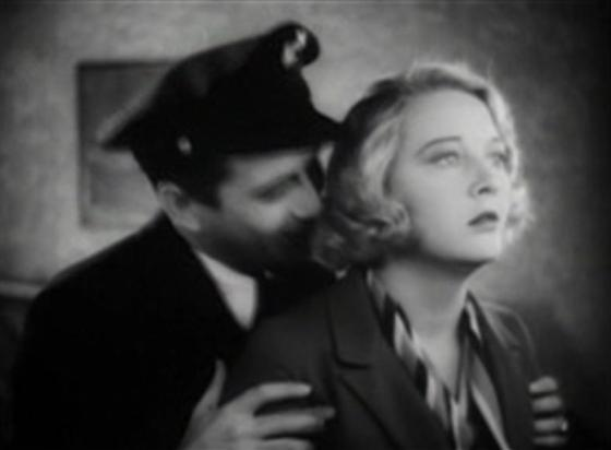 Donald Cook and Dorothy Mackaill