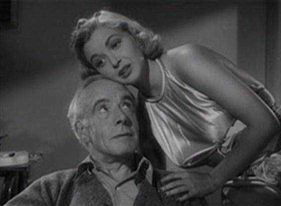 Lewis Stone and Cecilia Parker