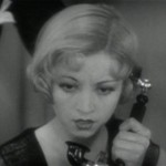 Show Girl in Hollywood (1930) Starring Alice White as Dixie Dugan