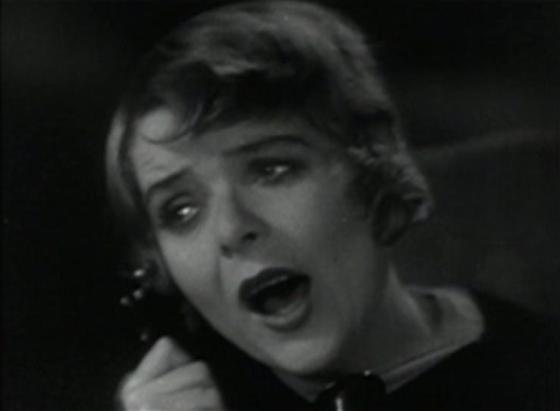 Blanche Sweet in Show Girl in Hollywood
