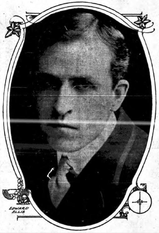 Edward Ellis in 1914