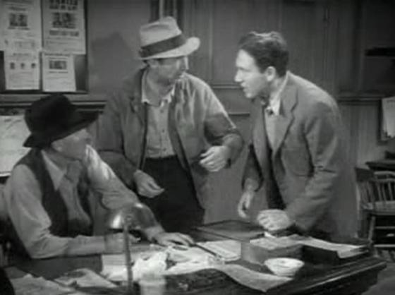Edward Ellis, Walter Brennan, Spencer Tracy