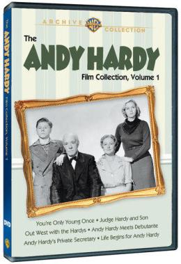 Buy the Andy Hardy DVD Collection Volume 1 at Amazon