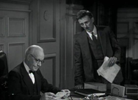 Lewis Stone and Erville Alderson