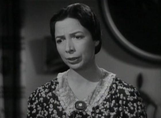 Sara Haden in Youre Only Young Once