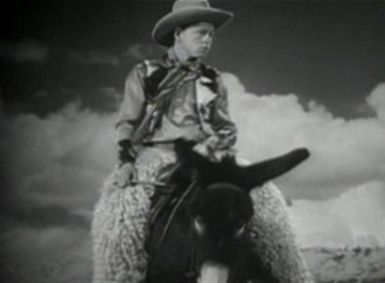 MIckey Rooney in Out West with the Hardys