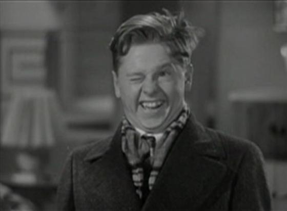 Mickey Rooney in Judge Hardys Children