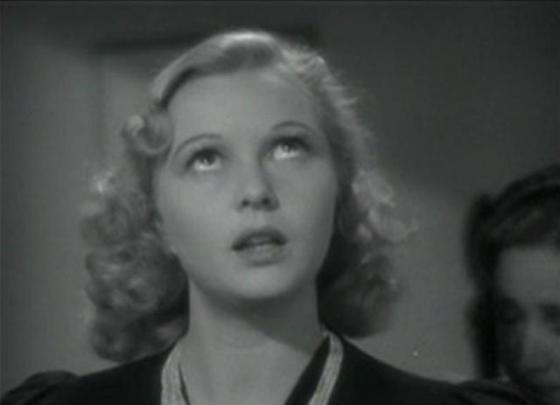 Cecilia Parker in Andy Hardy Gets Spring Fever