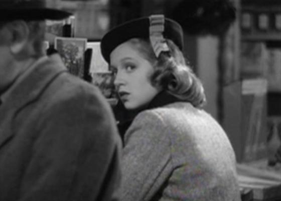 Lana Turner in Love Finds Andy Hardy