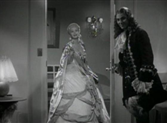 Cecilia Parker and Leonard Penn