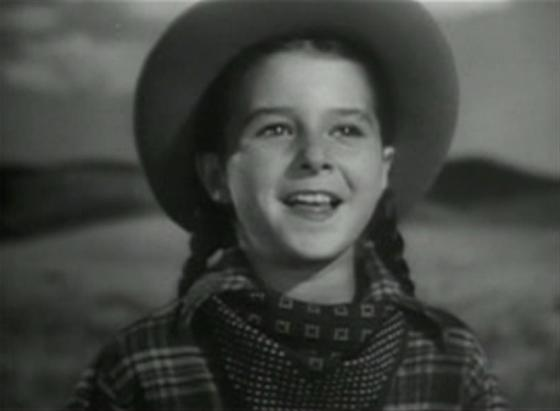 Virginia Weidler in Out West with the Hardys