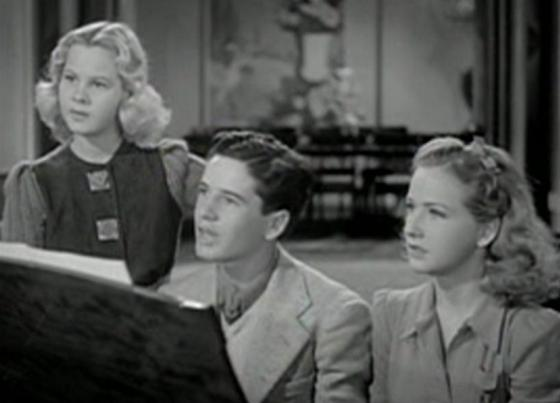 June Preisser, Gene Reynolds and Bonita Granville