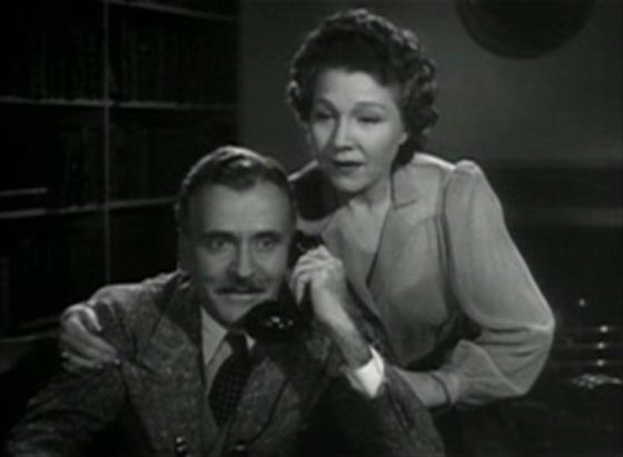 Ralph Morgan and Nana Bryant