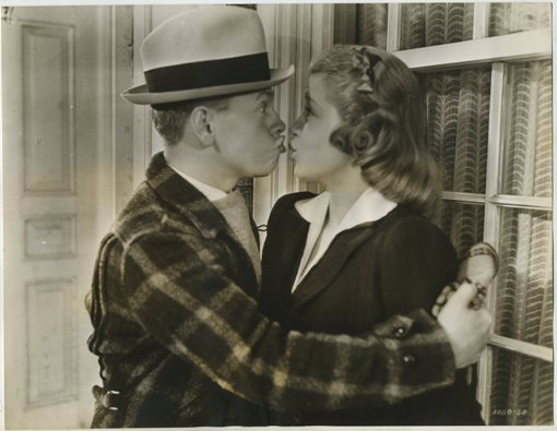 Mickey Rooney and Lana Turner publicity photo