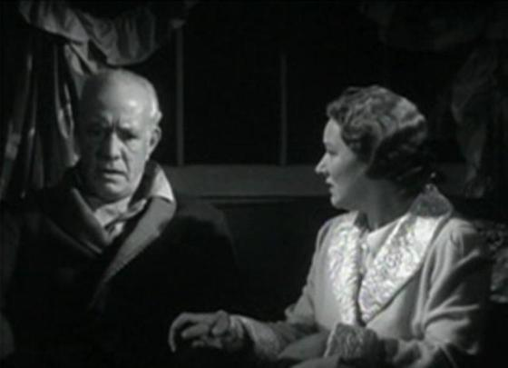 Lewis Stone and Fay Holden