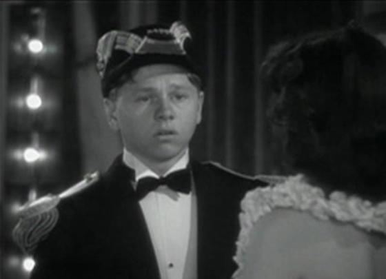 Mickey Rooney in Andy Hardy Gets Spring Fever