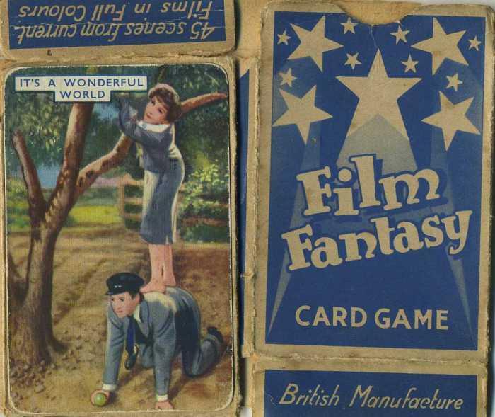 1939 Film Fantasy Box